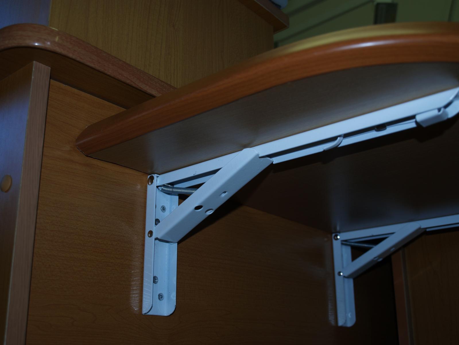 Механизм для складного стола своими руками.