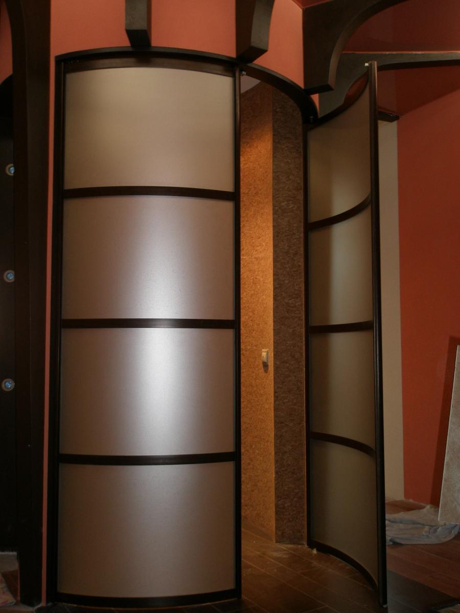Радиусные двери, фото 1 феодосия slanet.