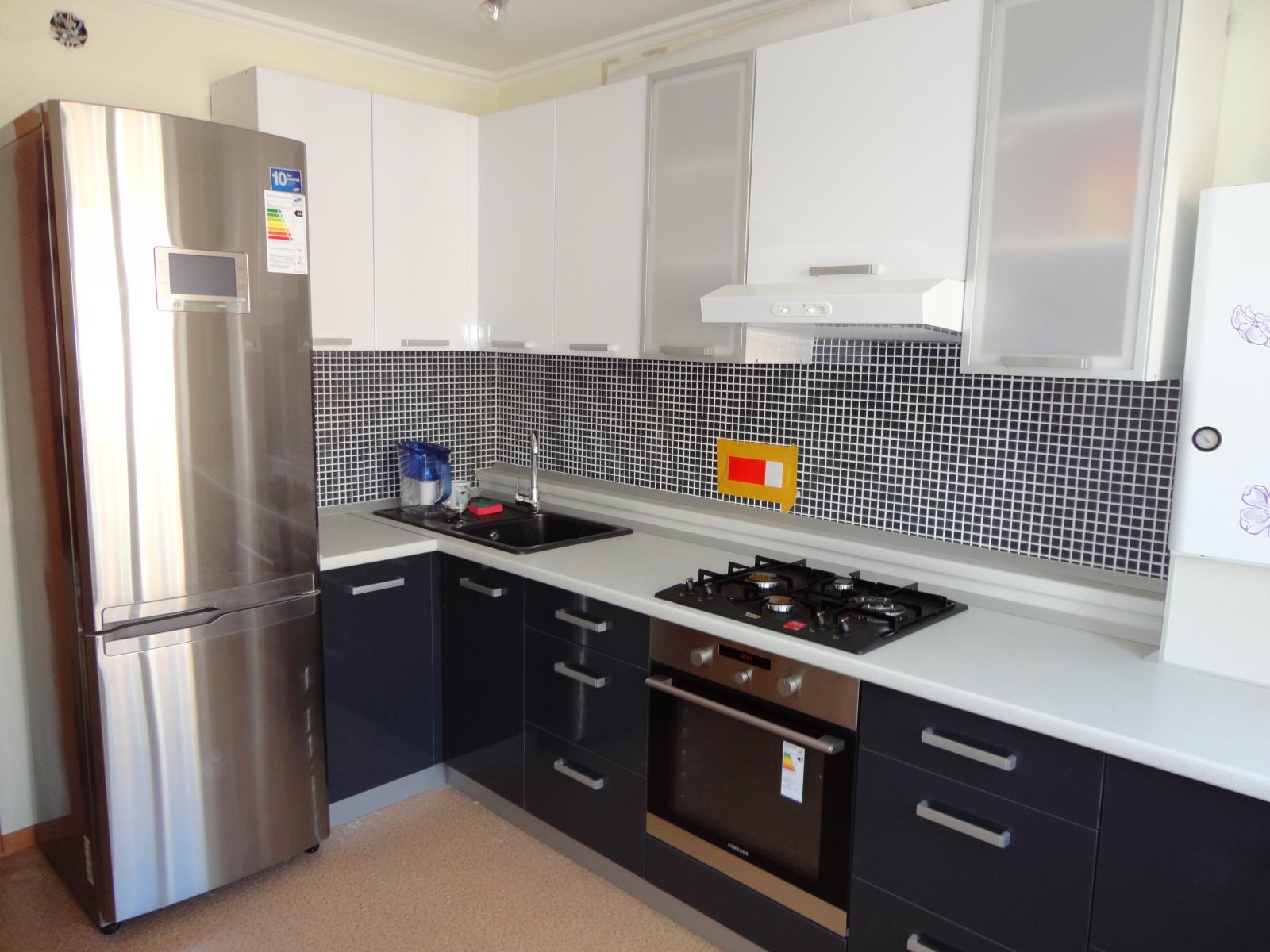 Дизайн кухни с газовым котлом 8 квм