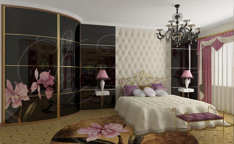 Описание самые красивые шкафы в спальню мужчину приворотом