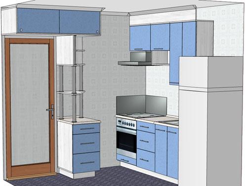 Кухня 30 кв.м дизайн фото
