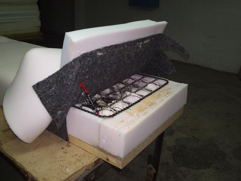 изготовлю пружинные блоки: