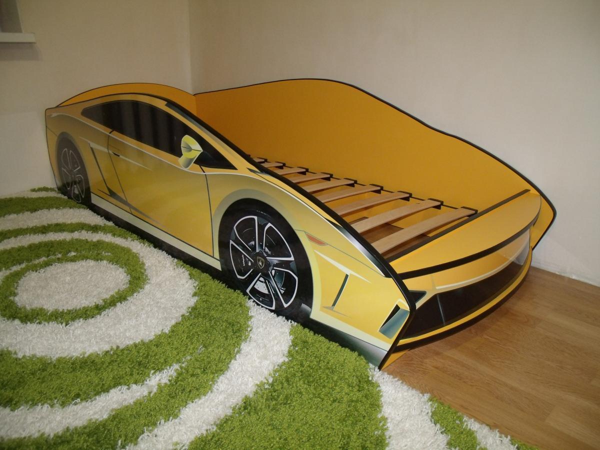 Кровати машины своими руками фото