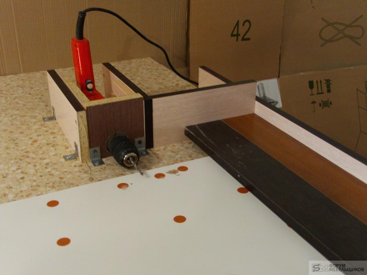 Изготовление мебели из дсп своими рук