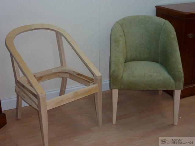 Изготовление каркаса сидений своими руками 69