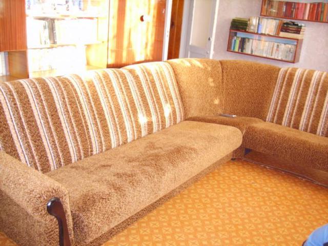 Переделка углового дивана в обычный своими руками 69