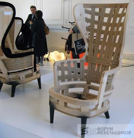 Ушастые кресла