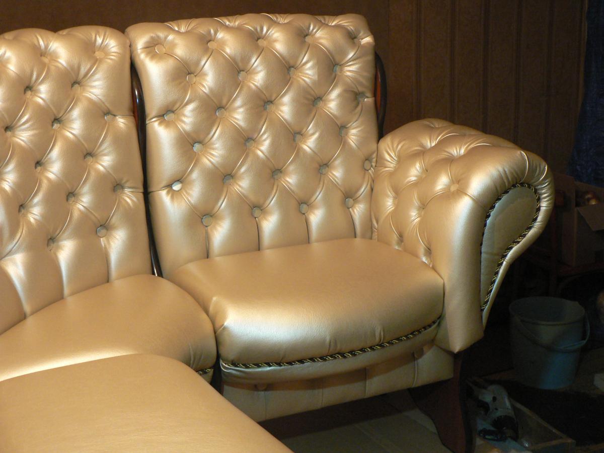 Кресло на синтепоне своими руками