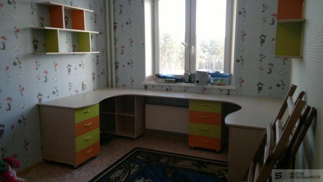 Стол у окна(нужна помощь) - столы - форум мебельщиков.
