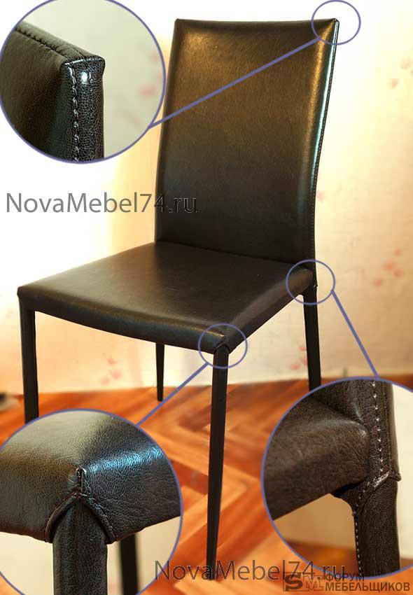 Как перетянуть стул своими руками. Перетяжка стульев своими руками