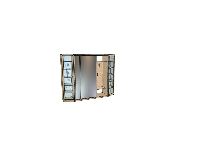 Шкаф трапеция - шкафы-купе - форум мебельщиков.