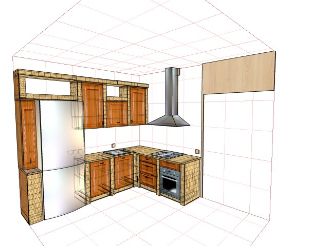 кухня из плитки на чертеже.jpg