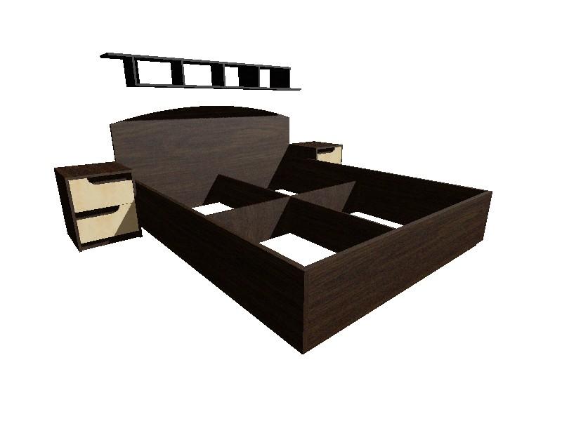 Кровать тумбочки и полка.jpg